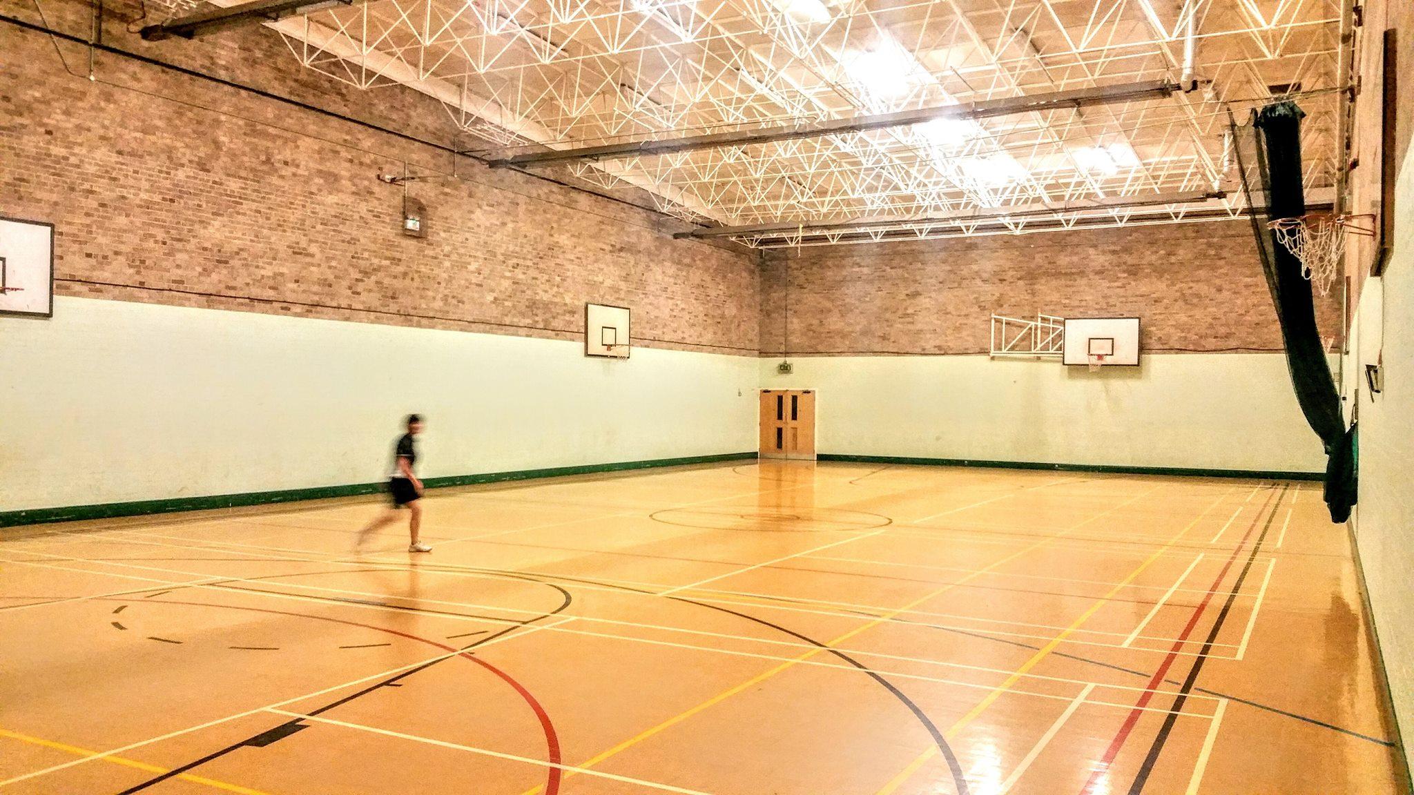marsh house sports hall